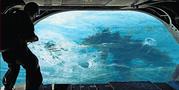 Godzilla 2014 Art of Destruction Concept Art - Frozen Godzilla