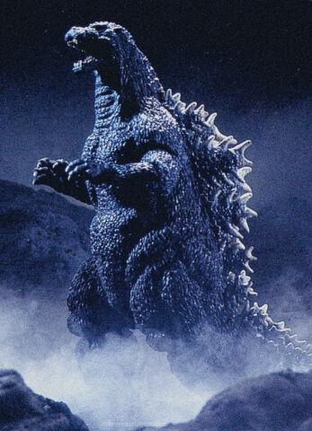 File:A mid-Heisei Godzilla suit that is fatter than Godzilla 2014.jpg