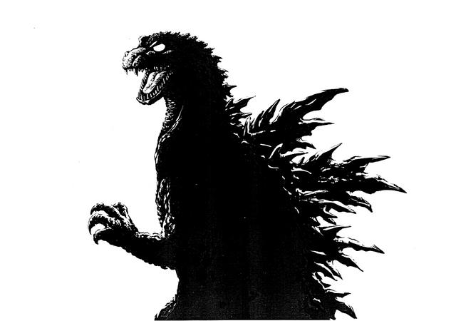 File:Concept Art - Godzilla 2000 Millennium - Yuji Sakai's Godzilla 3.png