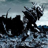 Kaiju Guide Monster X