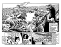 Destroy All Monsters manga- intro page