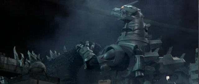 File:Godzilla X MechaGodzilla - Kiryu Fighting Godzilla.png