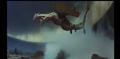Monster Zero flying