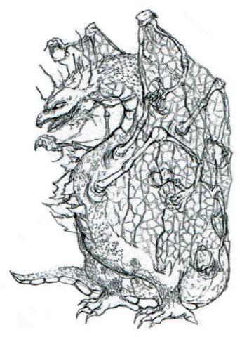 File:Concept Art - Mothra vs. Bagan - Bagan 19.png