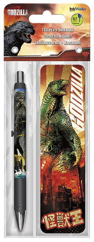 File:Godzilla 2014 Gel Pen and Bookmark Pack.jpg