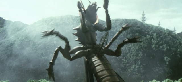 File:Godzilla Final Wars - 4-2 Kamacuras Impaled.png