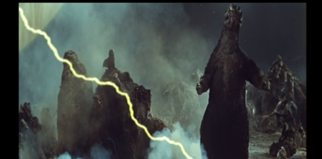 File:Godzilla is zapped by Gravity Beams.png