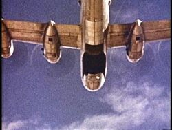 B-29 Superfortress bomber