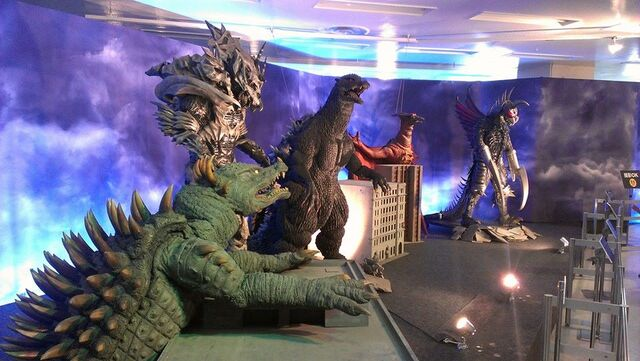 File:Great Godzilla 60 Years Special Effects Exhibition photo by Joseph Rouleau - Final.jpg