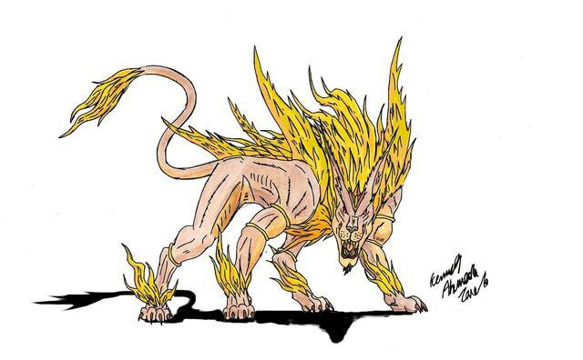 File:Neo Daikaiju KING CAESAR by Dino master.jpg