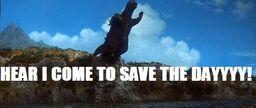 Godzilla meme 2