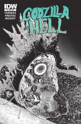 File:GODZILLA IN HELL Issue 3 CVR B.jpg
