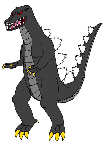 File:Godzilla by Needlemouse.png