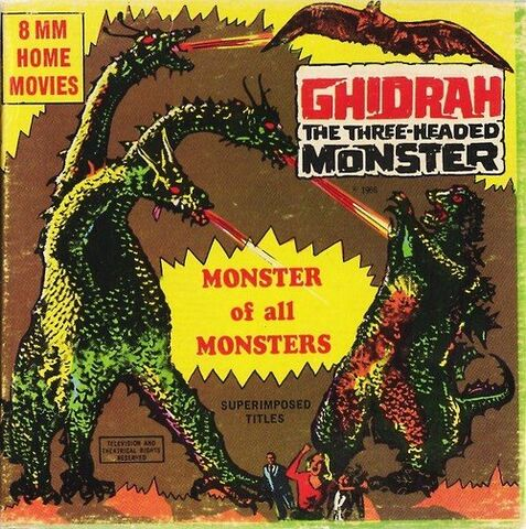 File:8 Milimeter Ghidrah, The Three-Headed Monster Cover.jpg