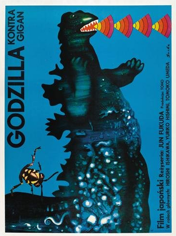 File:Godzilla Movie Posters - Godzilla vs. Gigan -Polish-.png