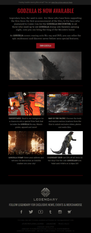File:Legendary Newsletter - Godzilla Now Available.png