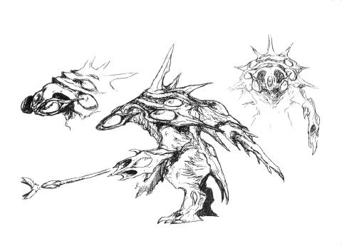 File:Concept Art - Godzilla 2000 Millennium - Orga 22.png