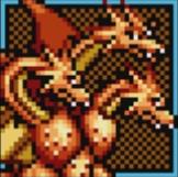 File:Gojira Kaiju Dairantou Advance - Character Boxes - King Ghidorah.png