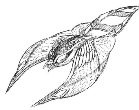 File:Concept Art - Rebirth of Mothra 2 - Aqua Mothra 10.png