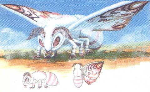 File:Concept Art - Rebirth of Mothra 3 - Fairy Mothra 3.png