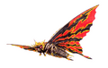 Concept Art - Godzilla vs. Mothra - Battra Imago 13