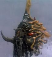 Godzilla and Mothra - Battra Larva