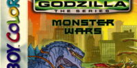 Godzilla The Series: Monster Wars