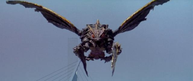 File:Godzilla vs. Megaguirus - Megaguirus sees Godzilla.png