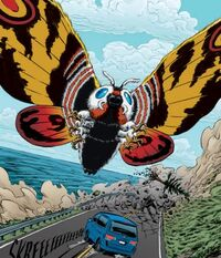 Mothra Ongoing
