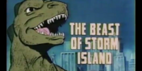 The Beast of Storm Island