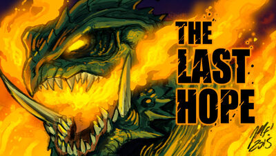 The last hope announcement by kaijusamurai-d8intiz