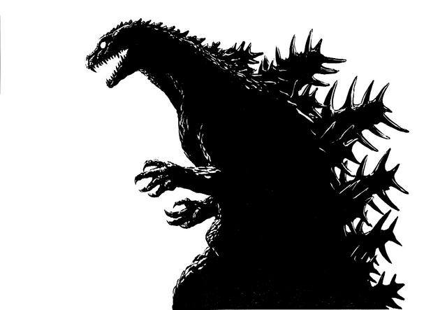 File:Concept Art - Godzilla 2000 Millennium - Yuji Sakai's Godzilla 1.png
