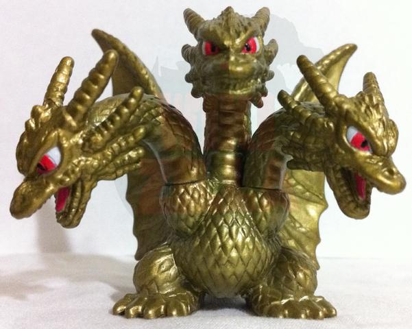 File:Bandai Godzilla Chibi Figures - King Ghidorah.png