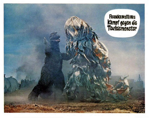 File:Godzilla vs. Hedorah Lobby Card Germany 1.png