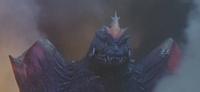 SpaceGodzilla's destroyed shoulder crystals