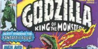 Godzilla, King of the Monsters (Marvel) Issue 20