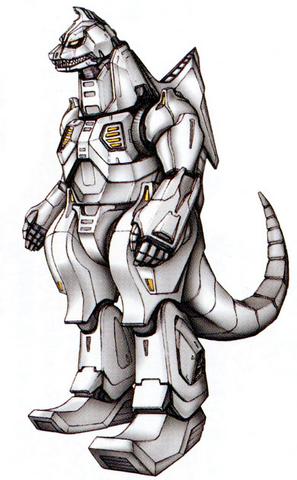 File:Concept Art - Godzilla Against MechaGodzilla - Kiryu 4.png