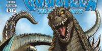Godzilla: Rulers of Earth Issue 2