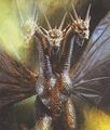 GVKG - King Ghidorah