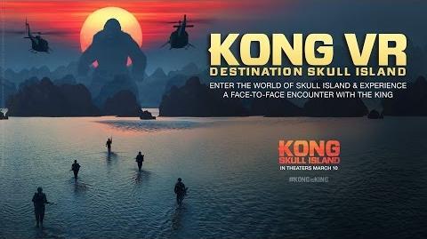 KONG VR Destination Skull Island