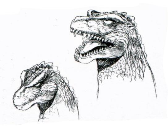 File:Concept Art - Godzilla vs. Destoroyah - Godzilla Rebirth 2.png