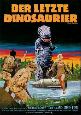 File:The Last Dinosaur - Posters - West Germany.jpg