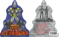 Toy Jet Jaguar ToyVault Tag