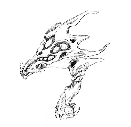 File:Concept Art - Godzilla 2000 Millennium - Orga 64.png