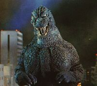 GhidoGoji BioGoji is -G's favorite look for Godzilla