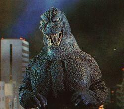 GhidoGoji BioGoji is -G's favorite look for Godzilla