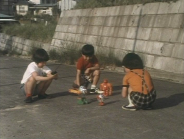 File:Go! Greenman - Episode 3 Greenman vs. Gejiru - 7 - Creepy stalker cam.png