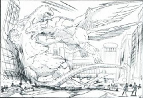 File:Archaeopteryx vs. Godzilla.png