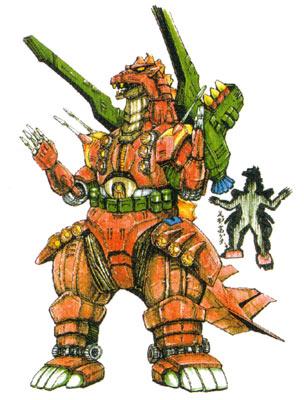 File:Concept Art - Godzilla vs. MechaGodzilla 2 - MechaGodzilla 4.png