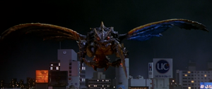 Godzilla vs. Megaguirus - Megaguirus flies.png